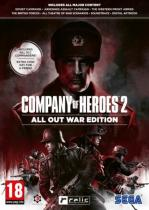 Sega Company of Heroes 2: All Out War Edition (PC)