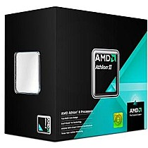 AMD Athlon II X4 Quad-Core 630 BOX