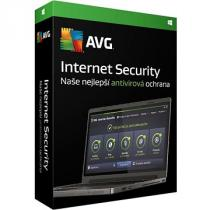 AVG Internet Security 1 lic. (24 měs.) SN DVD