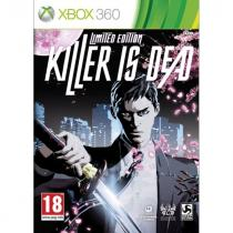 Killer Is Dead Limited Edition (Xbox 360)