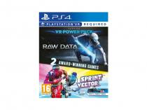 Raw Data and Sprint Vector Double Pack VR (PS4)