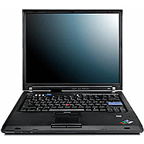 IBM - Lenovo ThinkPad T60-TopS /T2400 /1GB /100GB/ DVD+/-RW /15'SXGA /WLAN /BT