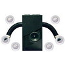 KEF Ci 50 SOUNDlight Chrome