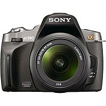 SONY A380 + 18 - 250 mm + KARTA KINGSTON 8GB SDHC 4