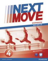 Next Move 4 Workbook + MP3 Audio Pack - Bess Bradfield