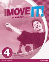 Move It! 4 Workbook + MP3 Pack - Bess Bradfield
