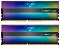 TEAMGROUP DIMM DDR4 16GB 3200MHz, CL14, (KIT 2x8GB), T-FORCE XTREEM ARGB Gaming