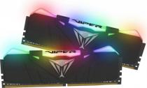 PATRIOT 32GB DDR4-3600MHz RGB CL18, kit 2x16GB