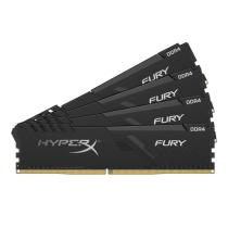 HYPERX 64GB DDR4-3000MHz CL15 Fury, 4x16GB