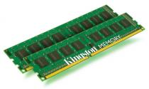 KINGSTON 8GB DDR3-1600MHz CL11 SR x8, kit 2x4GB