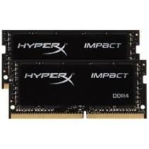 KINGSTON DDR4 32GB (Kit 2x16GB) Impact SODIMM 3200MHz CL20 černá