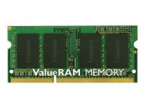 KINGSTON ValueRAM - DDR3 - modul - 4 GB - SO-DIMM 204-pin - 1600 MHz / PC3-12800 - CL11 - 1.5 V - bez vyrovnávací paměti