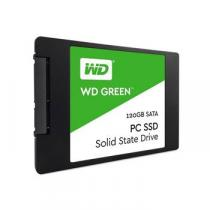 WESTERN DIGITAL SSD HDD 2.5 Green - 120GB, SATA III, 7mm