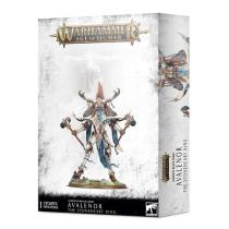 Games Workshop Warhammer AoS: Lumineth Realm-Lords: Avalenor the Stoneheart King