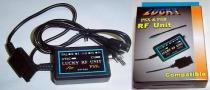 RF Unit Adapter Black (PS2)