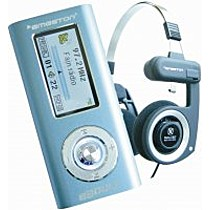 Emgeton E3CULT Limited (MP3,1GB,FM,mystic blue)