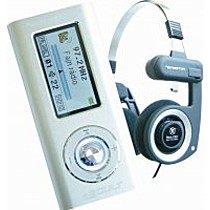 Emgeton E3CULT Limited (MP3,1GB,FM,silver metallic)