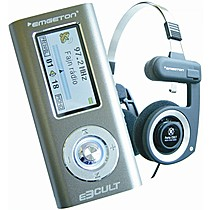 Emgeton E3CULT Limited (MP3,1GB,FM,titanium)