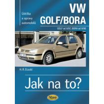VW Golf od 9/97, VW Bora od 9/98