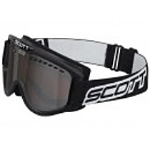 SCOTT MESSENGER ACS BLACK METAL SILVER