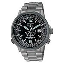 Citizen AS2031-57E Pilot Radiocontrolled Eco-Drive
