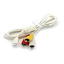 Cowon iAudio D2 TV Out kabel