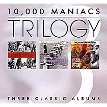 10.000 Maniacs: Trilogy (3CD)
