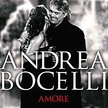 Bocelli, Andrea: Amore (New Version)