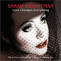 Brightman, Sarah: Love changes everything