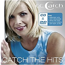 C.C.Catch: Catch the Hits (CD+DVD)