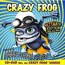 Crazy Frog: More Crazy Hits