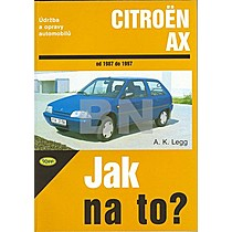 A. K. Legg: Citroën AX od 1987 do 1997