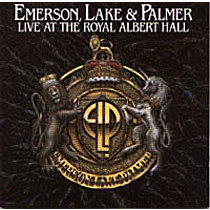 Emerson Lake & Palmer: Live At The Royal Albert Hall