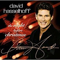 Hasselhoff, David: Night Before Christmas