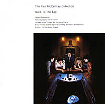McCartney, Paul: Back To The Egg