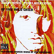 Morrison, Jim: Electronic Proclamations Of The Wild Child