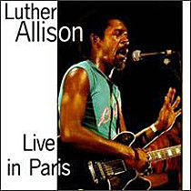 Alison, Luther: Live In Paris
