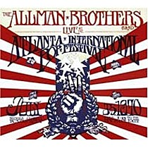 Allman Brothers Band The: Live At The Atlanta International Pop Festival