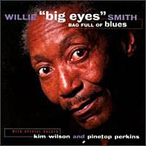 Big Eyes: Bag Full of Blues