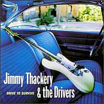 Thackery, Jimmy: Drive to Survive