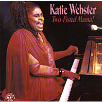 Webster, Katie: Two- Fisted Mama!