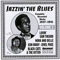 Winter, Edgar: Jazzin' the Blues