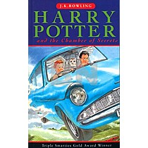 Joanne K. Rowlingová: Harry Potter and the Chamber of Secrets