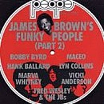 JAMES BROWN`S FUNKY PEOPLE