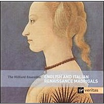 English And Italian Renaissance Madrigals