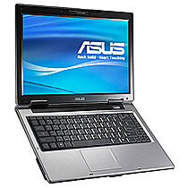 ASUS A8JN, T5500, 1024MB, 100GB, DVD+/-RW, WLAN, BT, DVI, USB TV, 14'' WXGA,