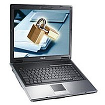 ASUS F2F, T5500, 512MB, 80GB, DVD+/-RW, WLAN, BT, FingerPrint, , 15'' SXGA,
