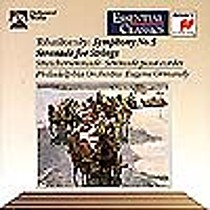 Tchaikovsky: Symphony No.5; Serenade for String Orchestra