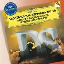 SHOSTAKOVICH D.: Symphony No. 10 In E Minor
