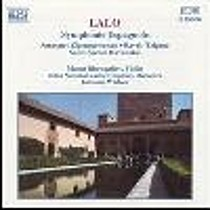 Lalo: Symphonie espagnole in D minor, Op. 21 ...